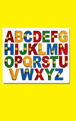 آموزش زبان انگلیسی- حروف الفبا