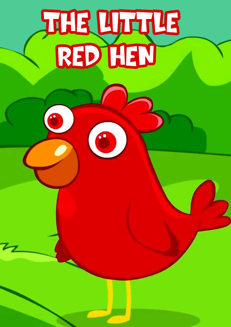 کارتن انگلیسی The Little Red Hen
