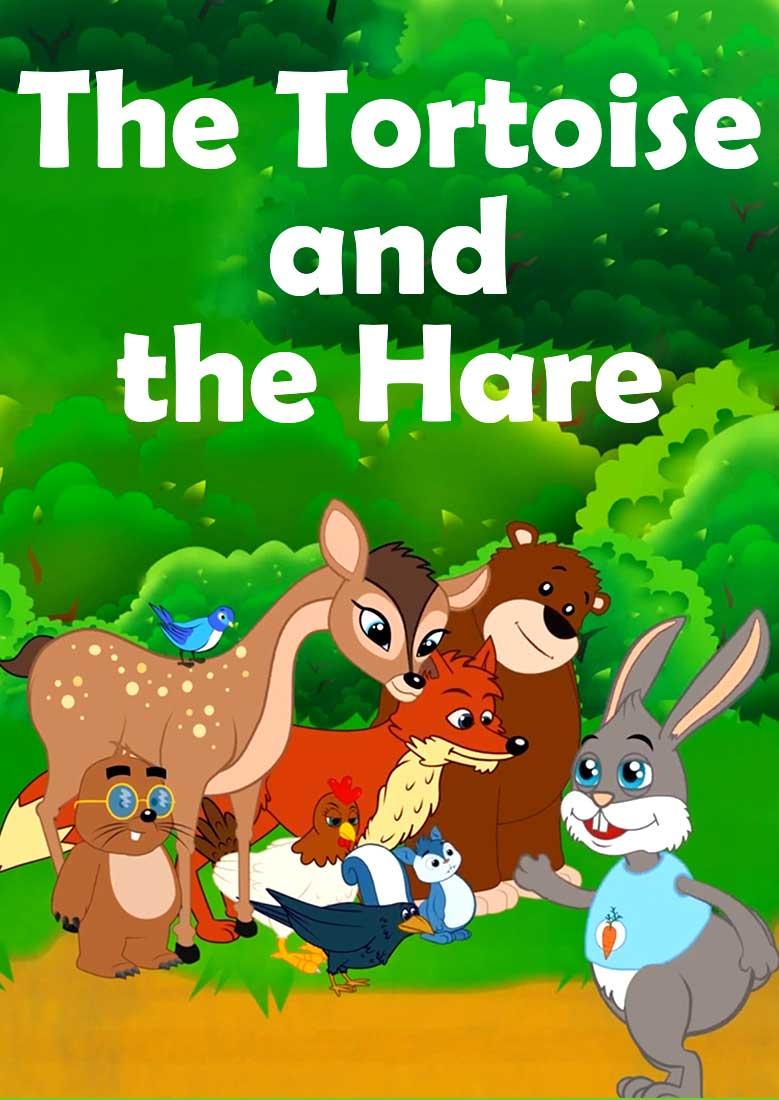 کارتن انگلیسی The Tortoise and the Hare