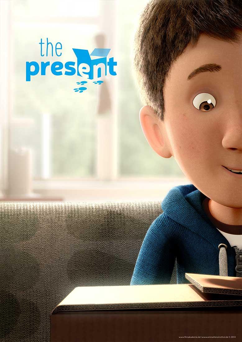 انیمیشن The Present